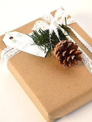 Amazing gift-wrapping DIYs to try — almost better than the present inside!