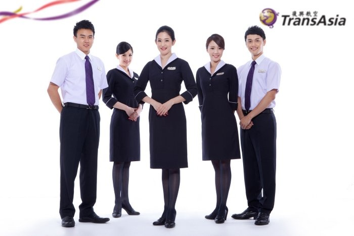 TransAsia Airways launches new uniforms for its crews