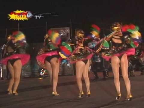 Reportaje Concurso Nacional de Ballet Saya Caporal 2010 en Tarapoto (Pon...