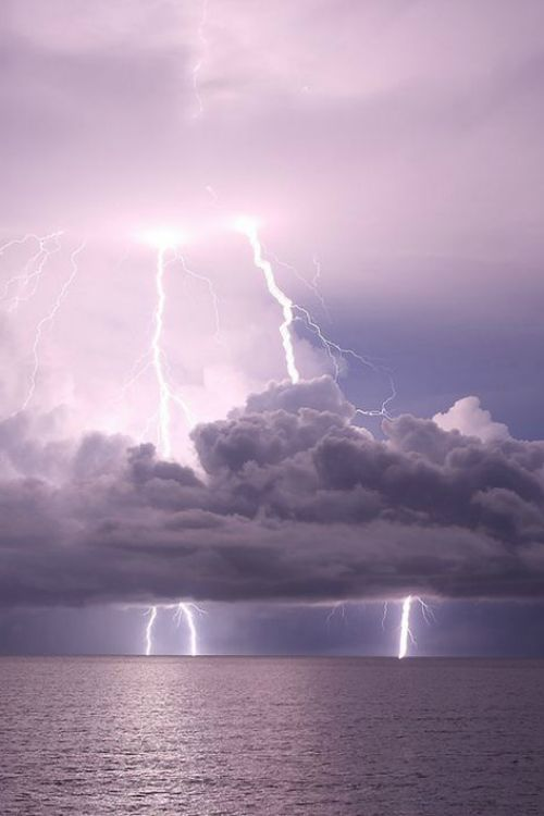Nightcliff storm - By: (Willoughby Owen)