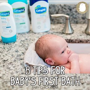Giving your newborn baby his or her first bath can be intimidating and scary for any first-time parent. But there are some things that you can do to have a tear-free baby bath. I'm sharing my tips on how to have a successful first bath with baby, and why I've chosen Cetaphil for our family. #CetaphilMomSquad