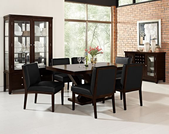 8 best Dining Room images on Pinterest | Value city furniture ...