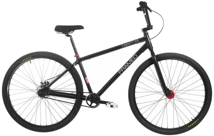 Framed Twenty9er BMX Bike - thumbnail 1