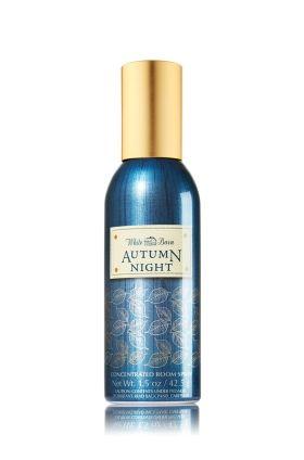 Autumn Night 1.5 oz. Room Perfume - Slatkin & Co. - Bath & Body Works
