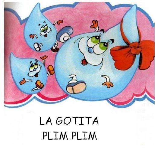 Cuento sobre el ciclo del agua: https://picasaweb.google.com/108937260840886290804/LAGOTITA#