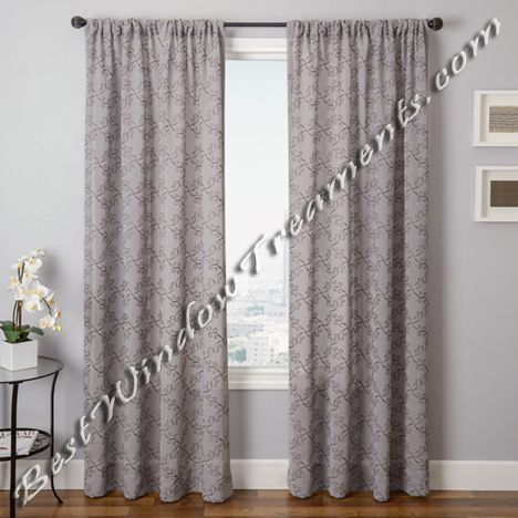 1000 images about designer grey silver platinum gray for 120 inch window sheers