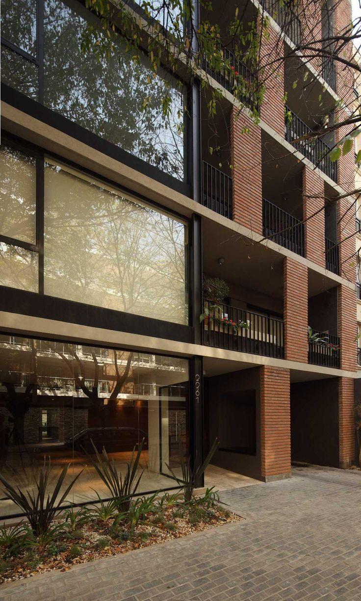 VERGARA - ProyectoC. Finalista en la Bienal XIV SCA/CPAU 2012. Autores: Arq. Sebastián Cseh - Arq. Juan Cruz Catania. #arquitectura  #architecture  #building   #bricks #ladrillos