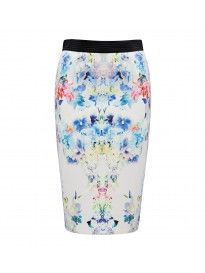 Astrid Scuba Pencil Skirt from Forever New R699,90