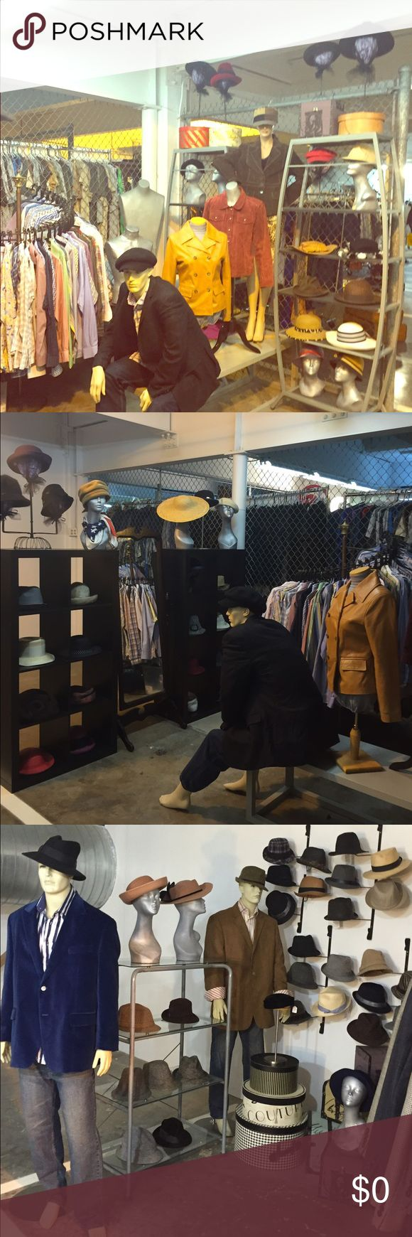 """Nelson's Space #8585 LuLa B's Oak Cliff We are now open at LuLa B's O.C. in Dallas,TX, """"Cool Stuff For Cool People""""! Our Deep Ellum store closed May 31, 2016. We are located at 1982 Ft, Worth Avenue in Dallas, Texas. All clothing vendors are down stairs. Please stop by and check us out when in the area. We have many vintage and designer clothing vendors, along with furniture and Collectables upstairs. Other"""