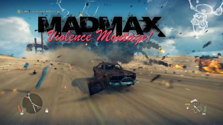 Mad Max - Crash Montage!