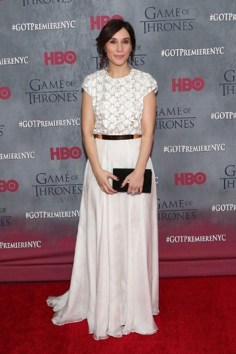 Sibel Kekilli at event of Game of Thrones (2011)