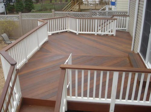 Best 25 Vinyl Deck Railing Ideas On Pinterest Vinyl