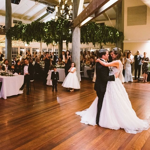 The first dance... Styling for Sadia & Brock at @interconsanc. Beautiful pic from @thewhitetree