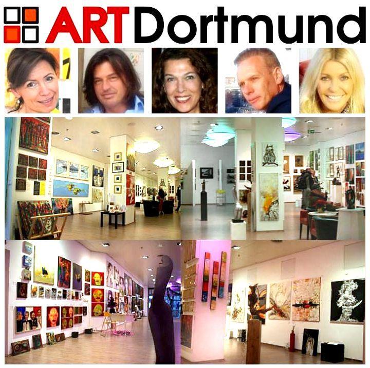 ART Dortmund zeigt sich: In großzügigen Räumlichkeiten eines leerstehenden Ladenlokals hat die Künstlergruppe am 20. Dezember eine temporäre Ausstellung eröffnet. Nach den bereits zurückliegenden erfolgreichen Präsentationen dieses Mal in der Dortmunder Innenstadt – Wißstraße 22 am Hansaplatz.   #Austellung #Dortmund #Kultur #Kunst