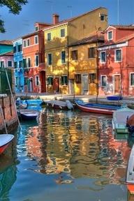 Burano, Italy!