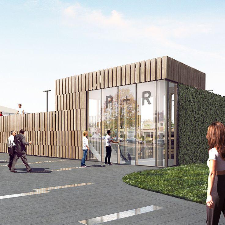 De P&R in Dieren is een van de eerste ingrepen binnen de omvangrijke reconstructieopgave van de gebundelde corridor van spoor en provinciale weg, dwars door het Gelderse dorp Dieren. Door het grote verschil in schaal tussen bouwvlak en bouwhoogte isLees verder