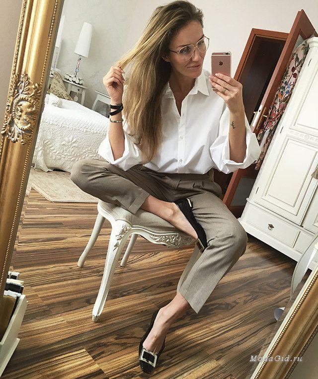 Уличная мода: Модница Магда из Великобритании: летние луки 2016