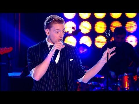 Mitch Miller performs 'You Spin Me Round': Knockout Performance - The Voice UK 2015 - BBC One - YouTube