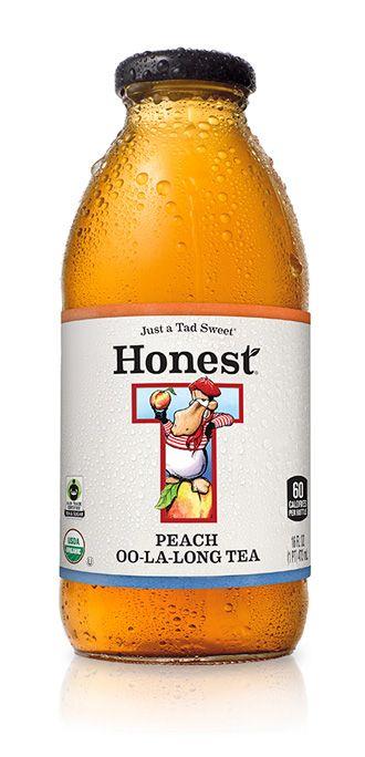 Peach Oo-La-Long Tea | Honest Tea