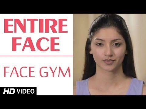 Face Gym - Entire Face HD | Asha Bachanni - YouTube