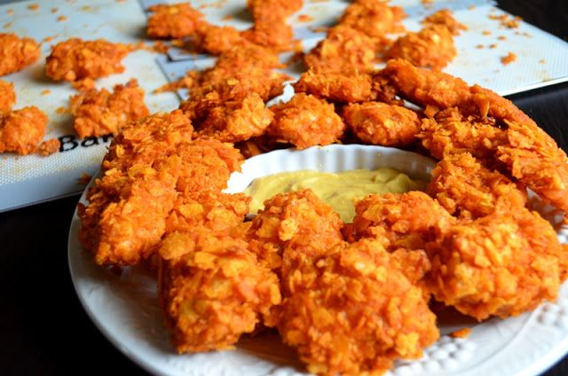 For the Love of Dessert: Keshni Nuggets (Potato Chip Nuggets)