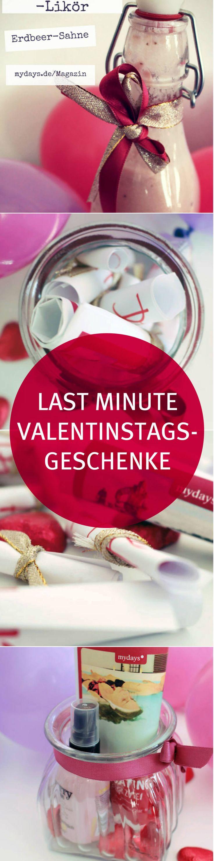 Last Minute Valentinsgeschenke Ideen Zum ValentinstagValentinstag GeschenkeFür