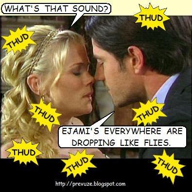 As Sami and EJ continue to grow closer...