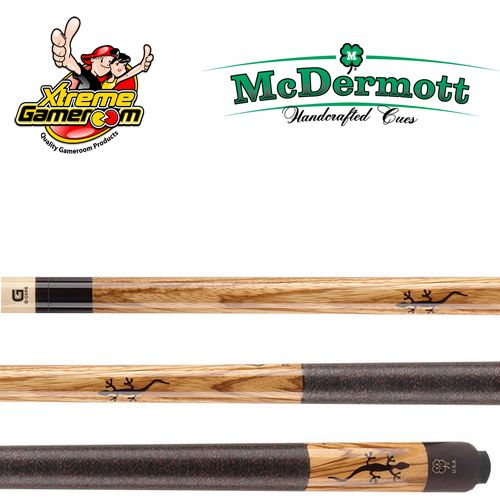 McDermott,  My first cue! And loved it