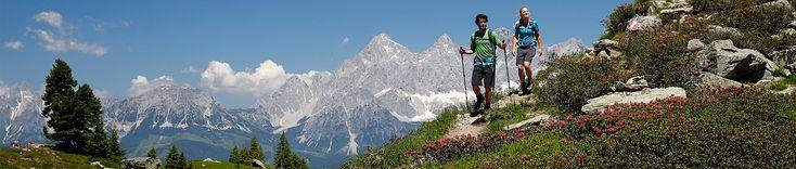 Ferieområdet Schladming-Dachstein, der er kendt som en af Østrigs mest populære skiområder, forvandler sig om sommeren til et førsteklasses...
