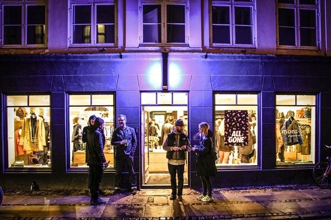 We feature Soulland, Norse Store, Goods, Flavour and Wood Wood in this guide to Copenhagen's Finest Menswear Stores.