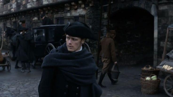 Visual Effects: Jamie in Edinburgh - YouTube