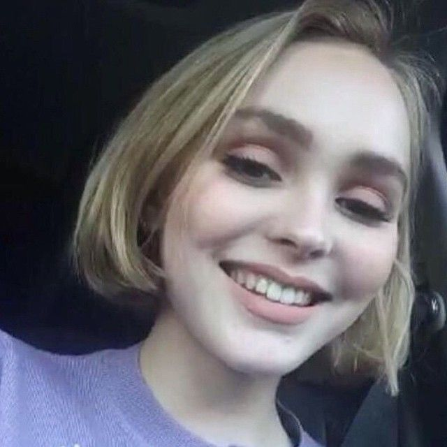 107 best images about Lily-Rose Depp on Pinterest | Johnny ...