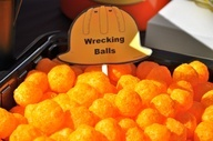 construction party food ideas - Google Search