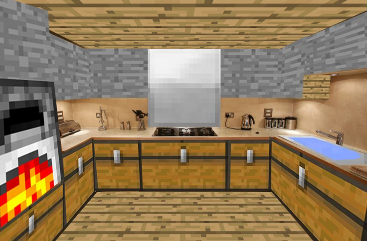 1000 images about minecraft on pinterest minecraft for Kitchen ideas for minecraft