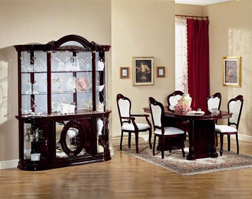 Modern Dining Room Tables Italian Modern Dining Room Tables