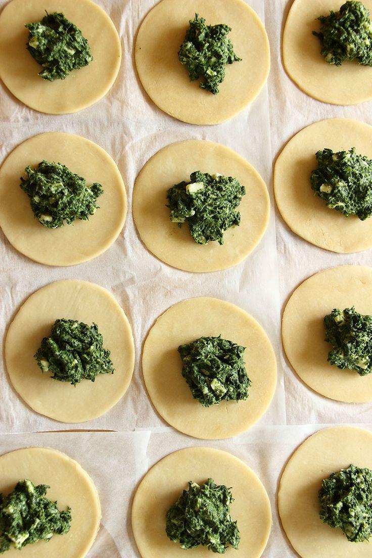 Empandas de Espinaca & Mozzarella