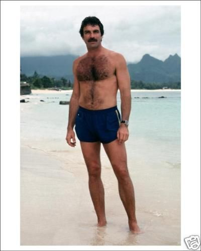 Tom Selleck (Magnum PI)