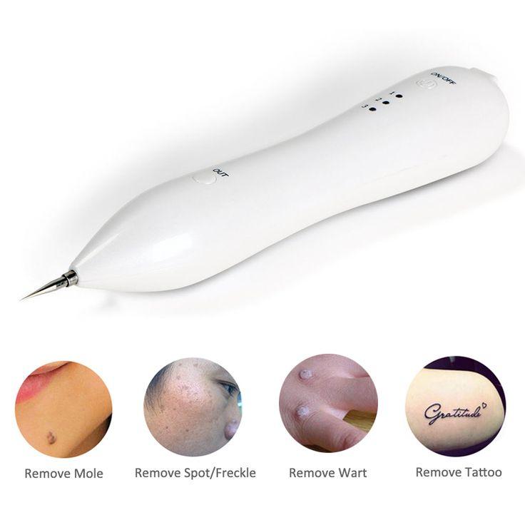 2017 Laser Mol Verwijdering Tool Dark Spot Remover Sproet Tattoo Removal Wart Verwijdering Machine Huidverzorging Salon Thuis Schoonheid Apparaat