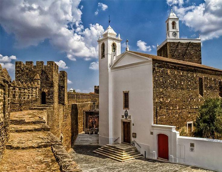 Castelo de Alandroal  By  Luis Gonçalves