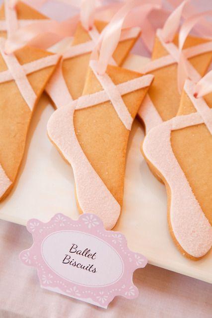 Ballerina cookies #desserts