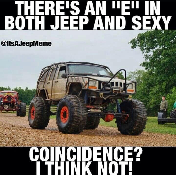 it's a jeep thing... | Jeep, Jeep humor |Jeep Wrangler Memes