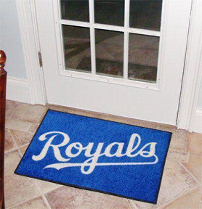 "MLB - Kansas City Royals Starter Rug 19""x30"""