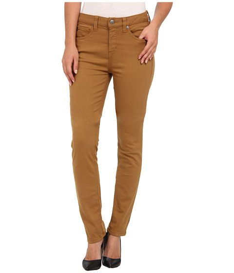 Miraclebody Jeans Skinny Minnie in Maple Maple - 6pm.com