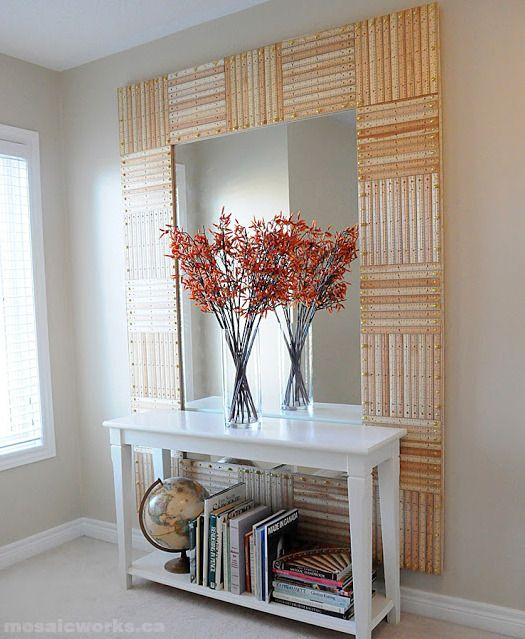 50 Great Diy Mirror Frame Ideas You Can Make Right Now Mirrors