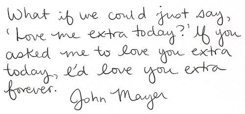 love me extra