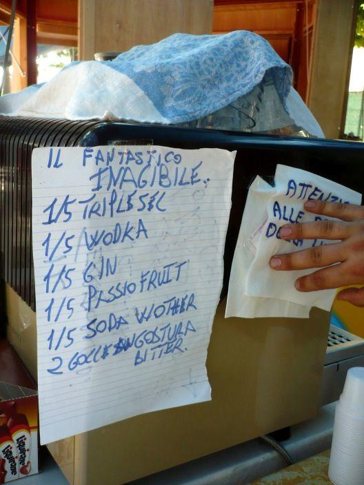 Il terremoto in Emilia si esorcizza con i cocktail: da Migliarina di Carpi arriva l'inagibile!