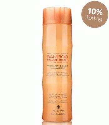 Alterna Bamboo UV+ Vibrant Color #Shampoo #Alterna #Bamboo #haarproducten #haarverzorging #kappersbenodigdheden