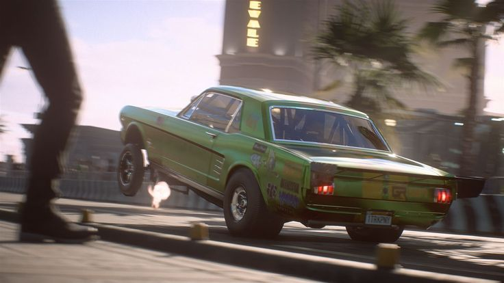 """Need For Speed Payback Review The latest entry in EA's popular Need for Speed franchise is the appropriately named Payback, which traces the exploits of a crew of three street racers. These are Tyler, the self proclaimed """"best racer in the city"""", who will take on responsibility for race and drag events. He is joined by Mac, who takes on off road and drift events, and Jess, a hard nosed female..."""