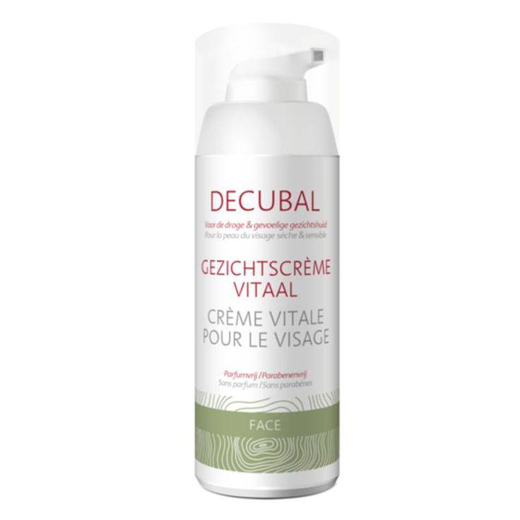 Koop Decubal gezichtscrème vitaal op Apotheek&Huid.nl uw online apotheek. Snel, eenvoudig,<br /> beste prijs.