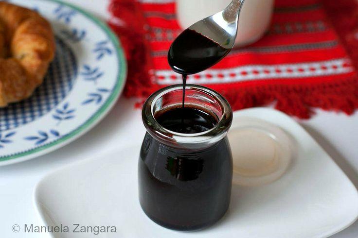 Home-made Chocolate Syrup